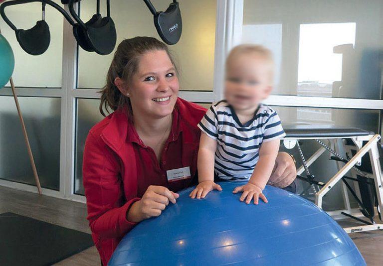 Physiotherapie für Säuglinge&Kinder