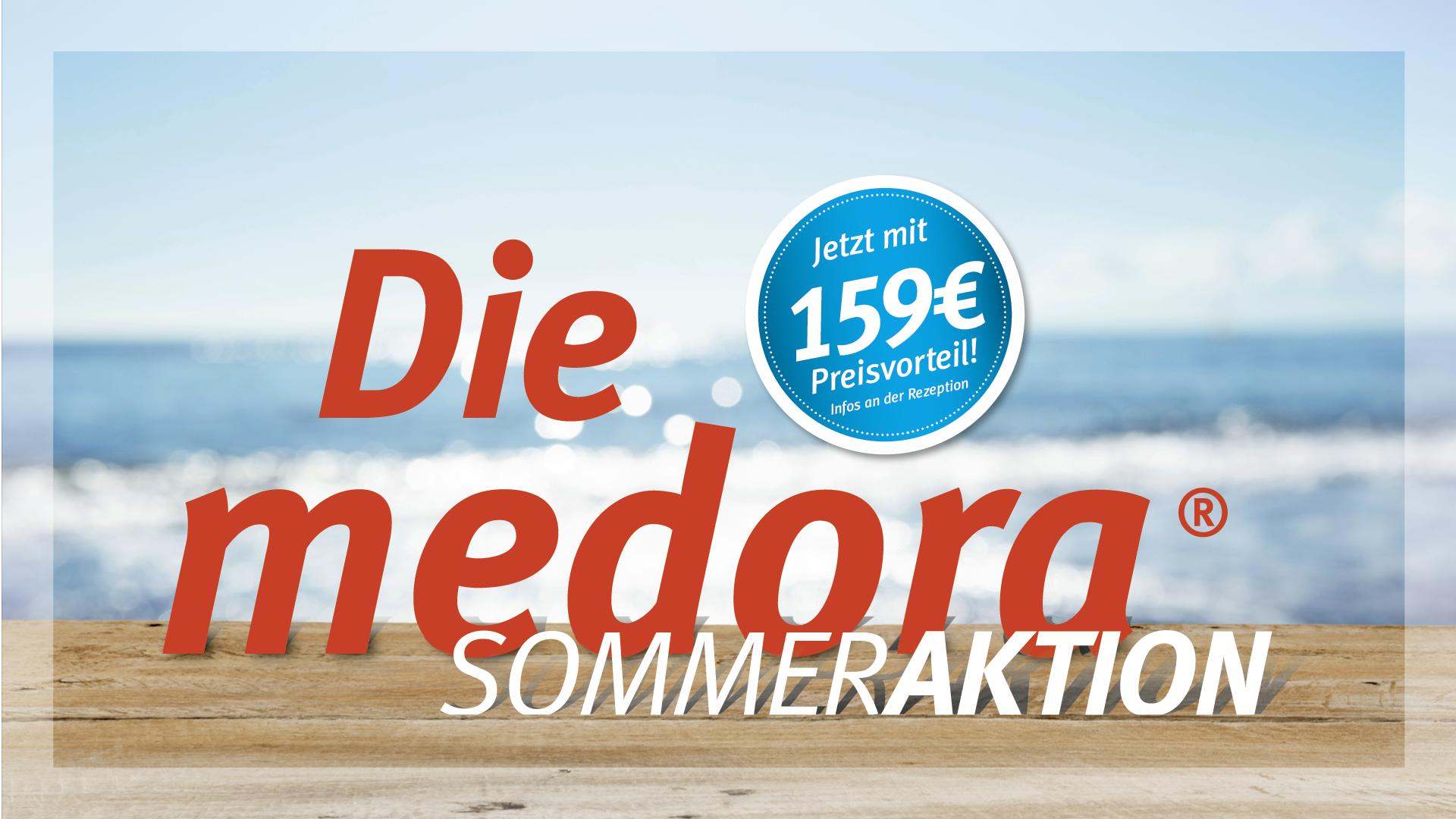 medora Sommeraktion 2020